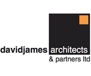 David James Architects and Partners Logo