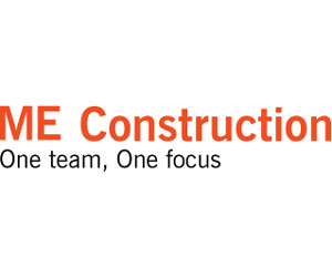 ME Cnstruction Logo