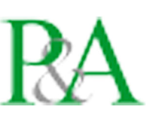 P&A Shopfitting Logo