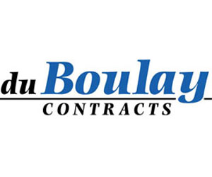 duBoulay Contracts Logo